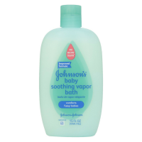 JOHNSON'S Soothing Vapor Bath 15 oz [381370032984]