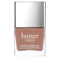 Butter London Patent Shine 10x Nail Lacquer, Tea Time 0.4 oz [811338022929]
