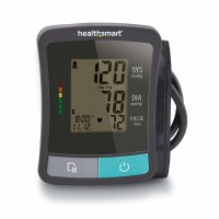 Standard Digital Arm Cuff  Wireless Portable Blood Pressure Gauge Kit Monitors for Pulse, Irregular Heartbeat, and High & Low Blood Pressure - 1 ea [767056635012]