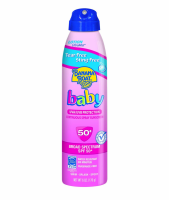 Banana Boat Baby Ultra Mist Tear Free Continuous Spray Sunscreen SPF 50 6 oz [079656044935]