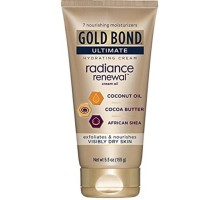 Gold Bond Ultimate Radiance Renewal Cream Oil 5.5 oz [041167052211]