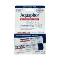 Aquaphor Baby Healing Ointment Advanced Therapy 2 tubes 0.35 oz [072140003142]