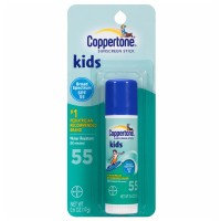 Coppertone Kids Sunscreen Stick SPF 55 0.60 oz [041100703552]
