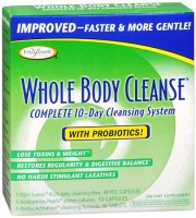 Whole Body Cleanse Internal Cleansing System 1 Each [763948084500]
