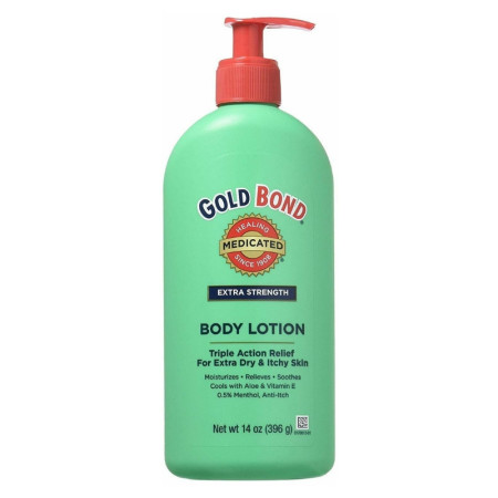 Gold Bond Body Lotion Medicated Extra Strength 14 oz [041167064122]