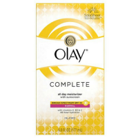OLAY Complete All Day UV Moisturizer SPF 15 Normal 6 oz [075609000973]