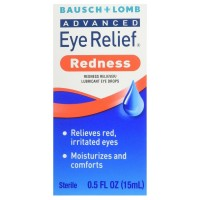 Bausch & Lomb Advanced Eye Relief Redness Instant Relief Eye Drops 0.50 oz [310119022245]