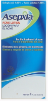 Asepxia Acne Lotion 4 oz [650066000034]