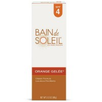 Bain de Soleil Orange Gelee Sunscreen, SPF 4 3.12 oz [041100770936]