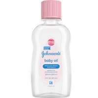 JOHNSON'S Baby Oil 3 oz [381370041702]