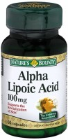 Nature's Bounty Alpha Lipoic Acid 100 mg Capsules 60 Capsules [074312060069]
