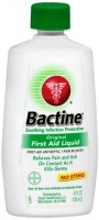 Bactine Original First Aid Liquid 4 oz [016500020073]