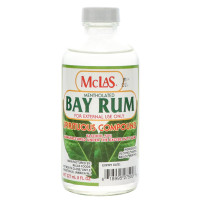 Bay Rum Mentholated 8 oz [618995275008]