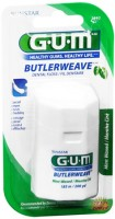 GUM Butlerweave Dental Floss 200 Yards [070942018401]