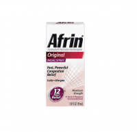 Afrin Nasal Spray, Original 15 mL [041100811233]