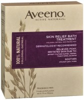 AVEENO Active Naturals Skin Relief Bath Treatment Single Use Packets 3 Each [381370036890]