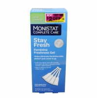 MONISTAT Complete Care Stay Fresh Feminine Freshness Gel Applicators, 4 ea [363736447809]