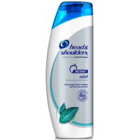 Head & Shoulders Instant Relief Dandruff Shampoo 12.8 oz [037000906216]