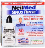 NeilMed Sinus Rinse Kit 1 Each [705928001008]