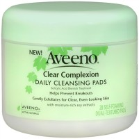 AVEENO Clear Complexion Daily Cleansing Pads 28 Each [381370013693]