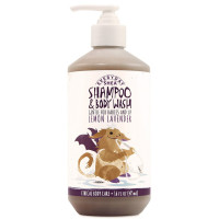 Alaffia EveryDay Shea Shampoo & Body Wash for Babies & Up 16 oz [187132005803]