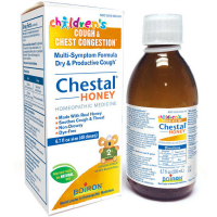 Boiron Children's Chestal Mult-Symptoms Formula Relief Syrup, Honey 6.70 oz [306969033289]