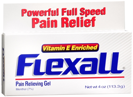 Flexall Gel 4 oz [041167160138]