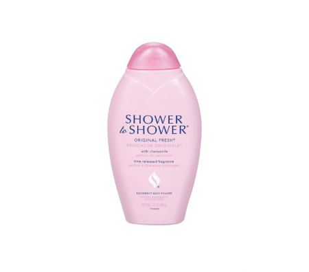 SHOWER TO SHOWER Body Powder Original Fresh 13 oz [301875451134]