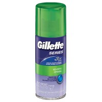 Gillette Series Sensitive Skin Shave Gel 2.50 oz [047400130920]