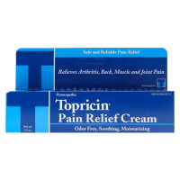 Topricin Pain Relief and Healing Cream 2 oz [609863020028]