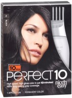 Nice 'n Easy Perfect10 Permanent Color 2 Black 1 Each [381519035340]