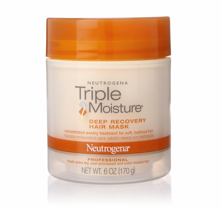 Neutrogena Triple Moisture Deep Recovery Hair Mask 6 oz [070501026403]