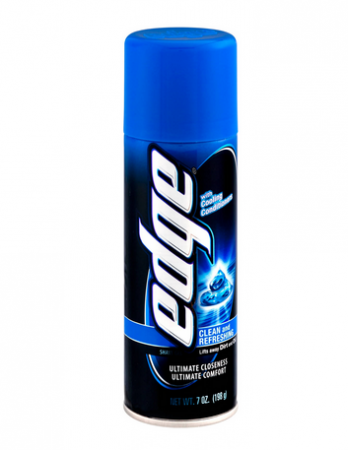 Edge Shave Gel Clean and Refreshing 7 oz [841058005308]