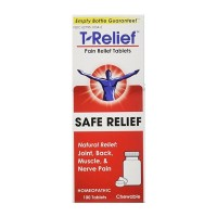 T-Relief Pain Relief Safe Relief  Tablets 100 ea [787647101030]
