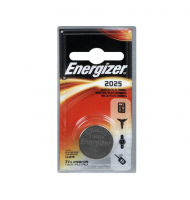 Energizer Watch/Electronic Battery 3 Volt 2025 1 Each [039800088628]