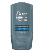 Dove Men+Care Post Shave Balm, Hydrate 3.40 oz [011111260122]