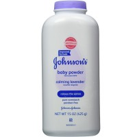 JOHNSON'S Baby Powder Calming Lavender 15 oz [381370030171]