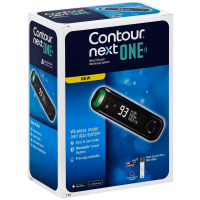 CONTOUR Next One Blood Glucose Monitoring System 1 ea [301937818011]
