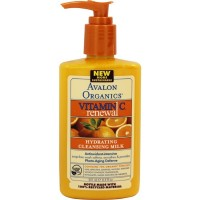 Avalon Organics Intense Defense Hydrating Cleansing Milk 8.5 oz [654749453902]
