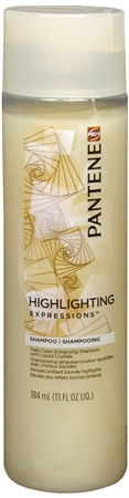 Pantene Pro-V Highlighting Expressions Shampoo 13 oz [080878023288]