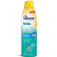 Coppertone KIDS Continuous Sunscreen Spray SPF 50 5.50 oz [041100006684]