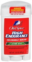 Old Spice High Endurance Anti-Perspirant Deodorant Invisible Solid Game Day 3 oz [012044013311]