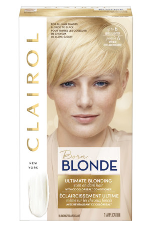 Nice 'n Easy Born Blonde Ultimate Blonding Bleach Blonde Hair Color 1 ea [070018114990]