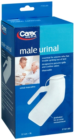 Carex Urinal Male P707-00 1 Each [023601870704]