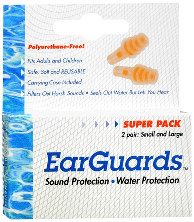 EarGuards Ear Plugs 1 Pair [794503322010]