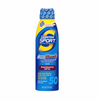 Coppertone Sport Continuous Spray Sunscreen SPF 50 6 oz [041100001672]