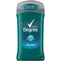 Degree Men Time Released Deodorant, Cool Rush 3 oz [079400451743]