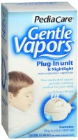 PediaCare Gentle Vapors Vapor-Plug Unit and Nightlight 1 Each [814832010867]
