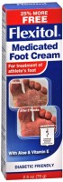 Flexitol Medicated Foot Cream 2 oz [835787000116]