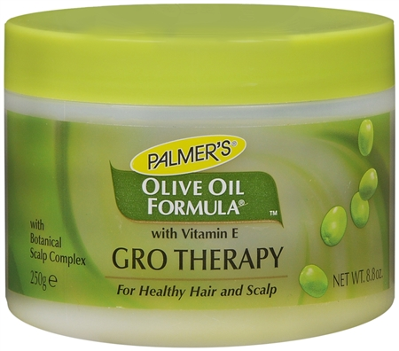 Palmer's Olive Oil Formula Gro Therapy Jar 8.80 oz [010181025204]